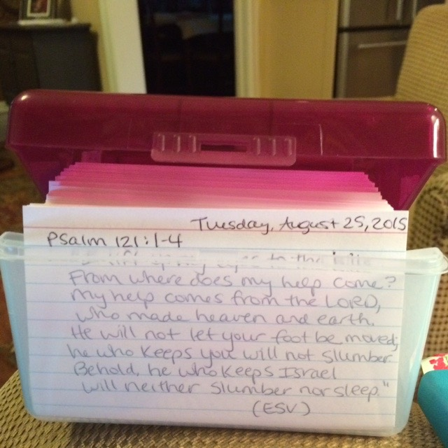 Prayers for a New SchoolYear