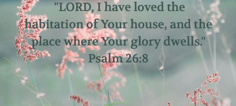 A Prayer from Psalm26