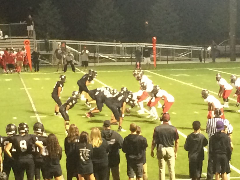 Lessons from the FootballField